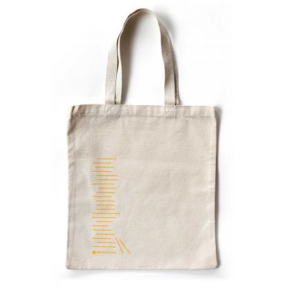 TBR tote bag from Gladstone Press
